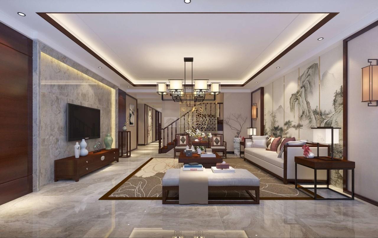 金融城中天润玺,美式,一居室,0.0㎡
