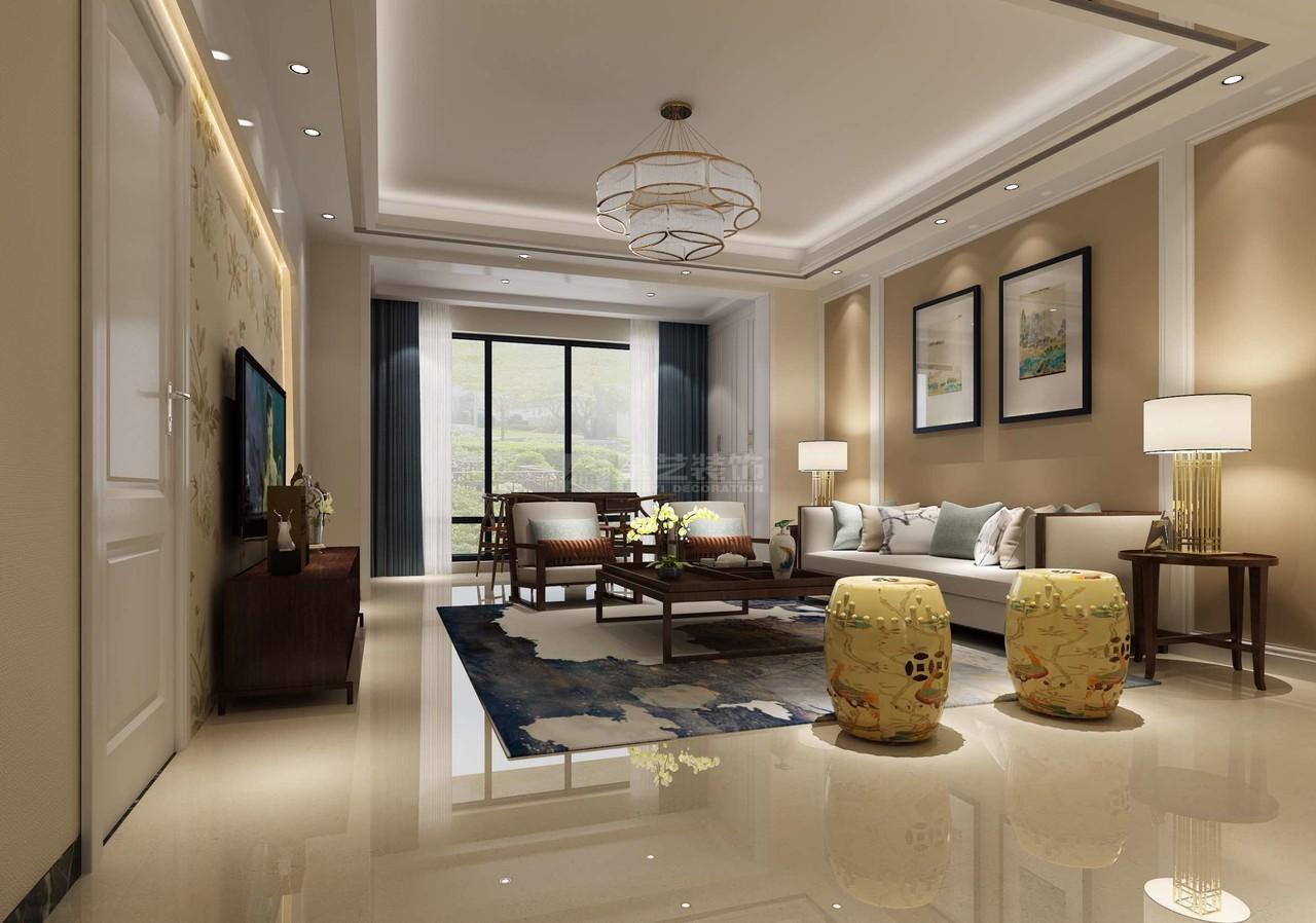 远大美域现代,现代,二居室,110.0㎡