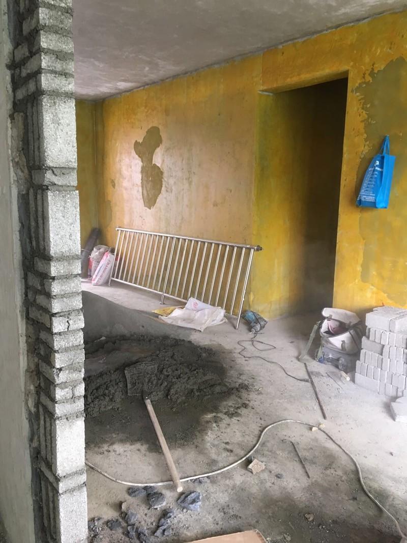 拆改、砌墙、修改工地施工