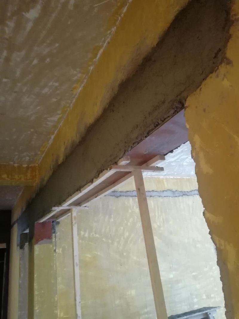 拆改、砌墙、修补施工