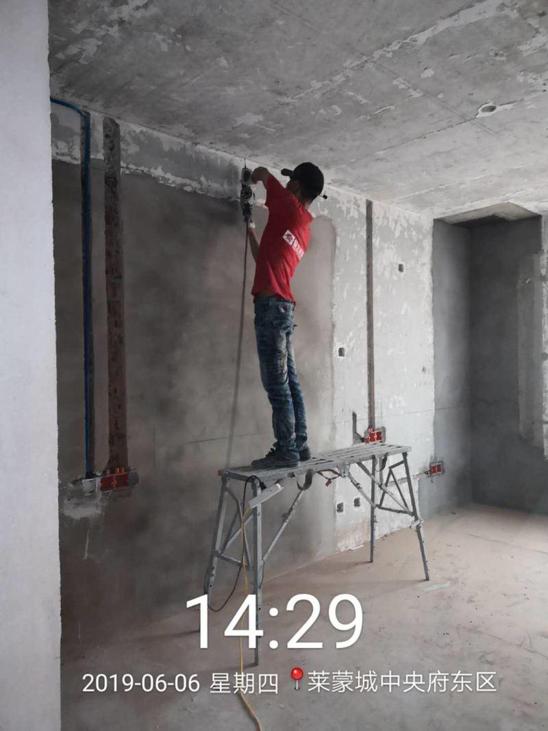 电工布线施工
