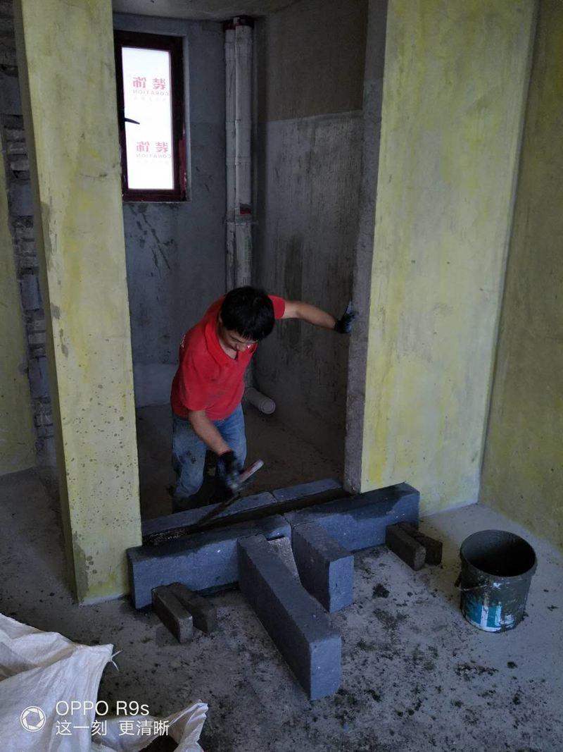 砌墙拆墙工艺