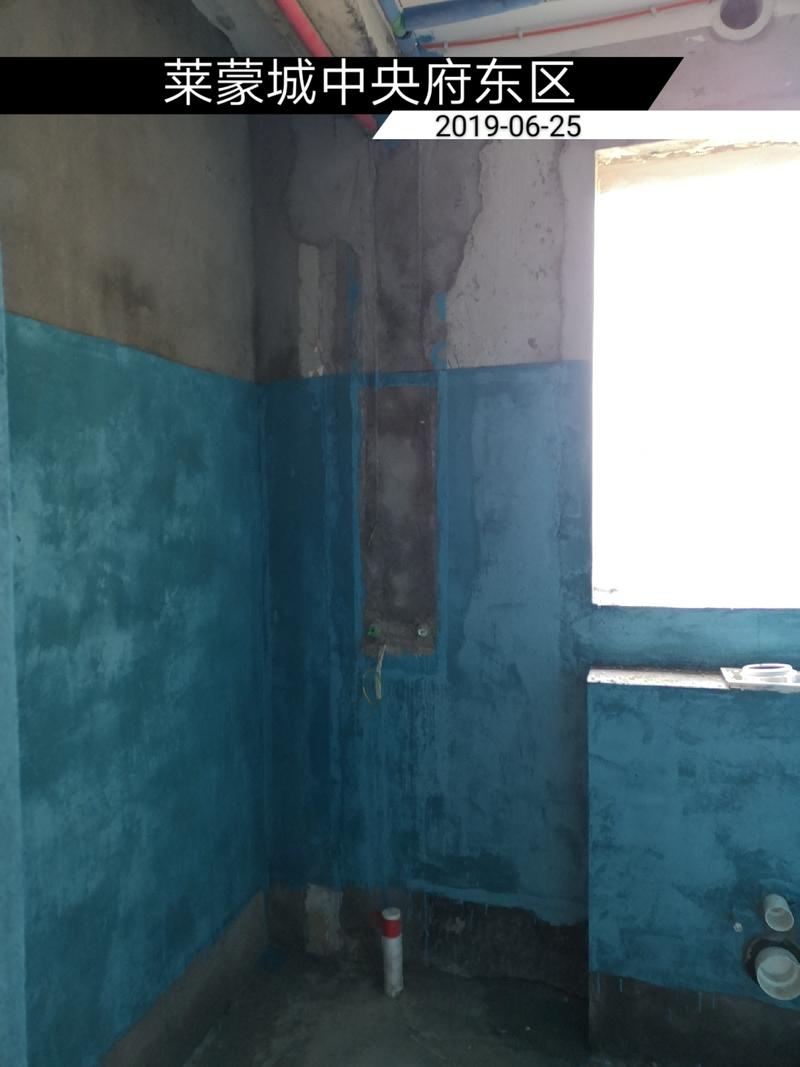 木工及上面防水和施工