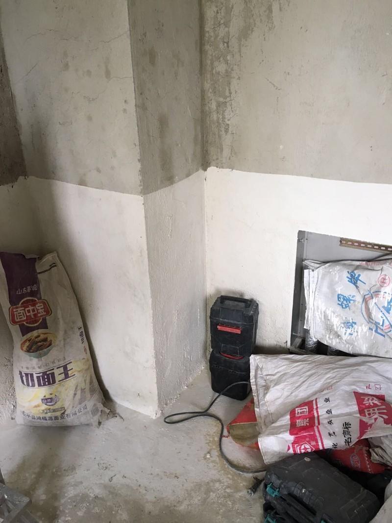 厨房、卫生间施工