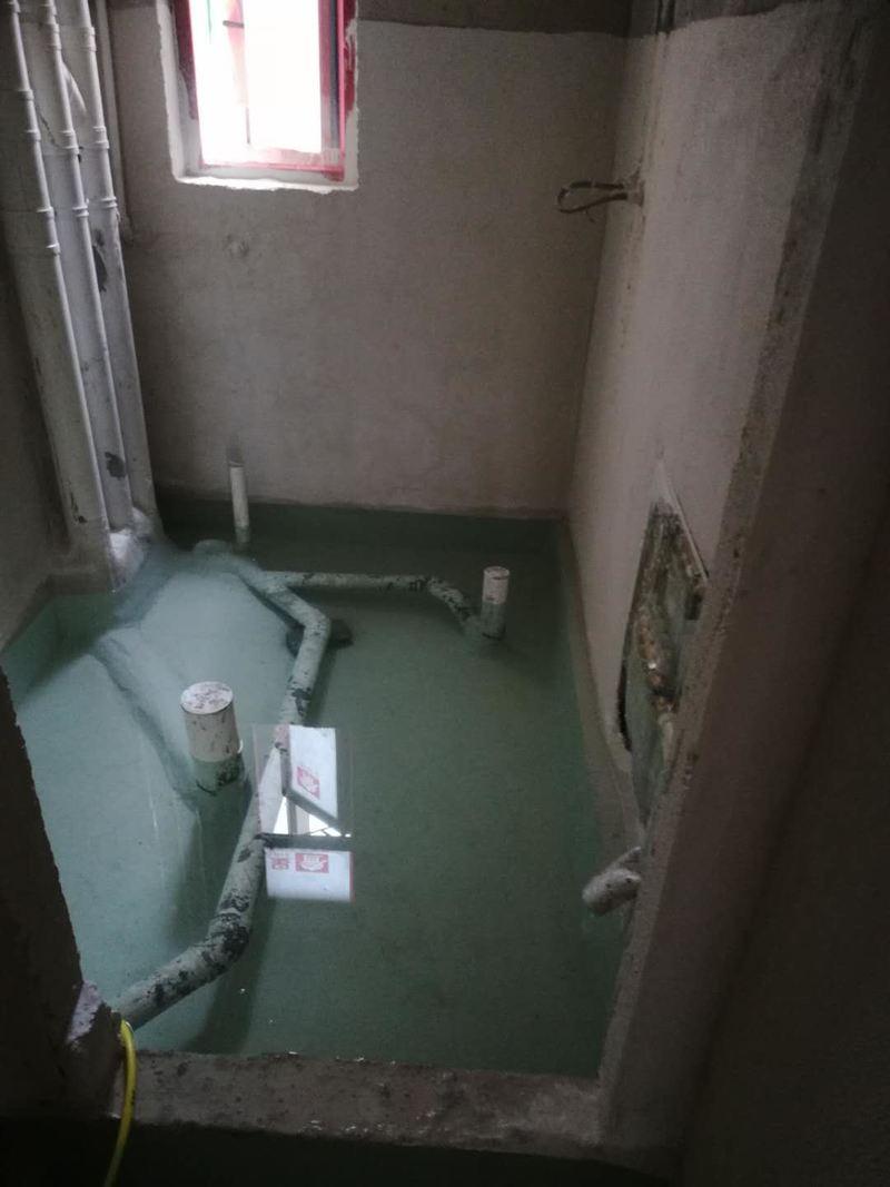 卫生间施工工艺