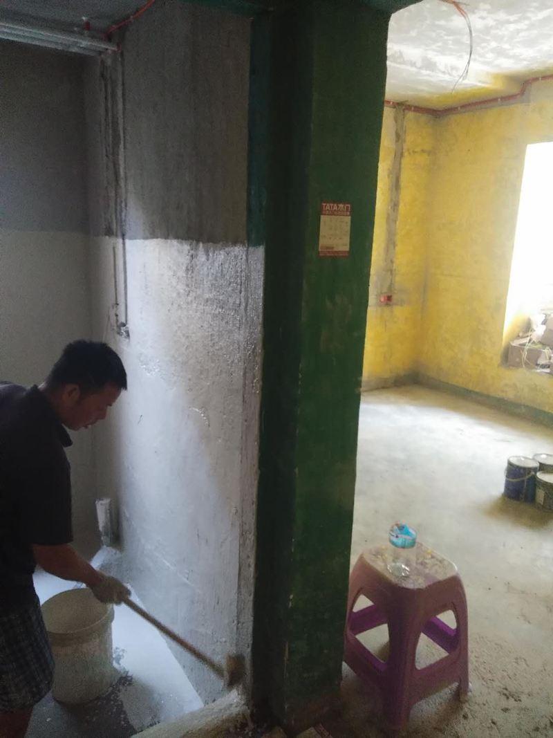 防水、沉箱施工