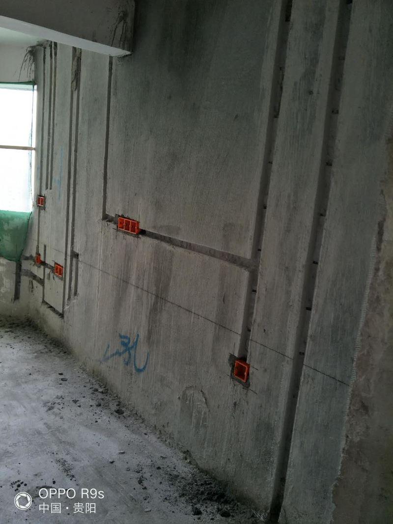 水电施工之放线定位