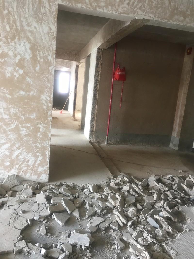 拆改砌墙、修补工程施工
