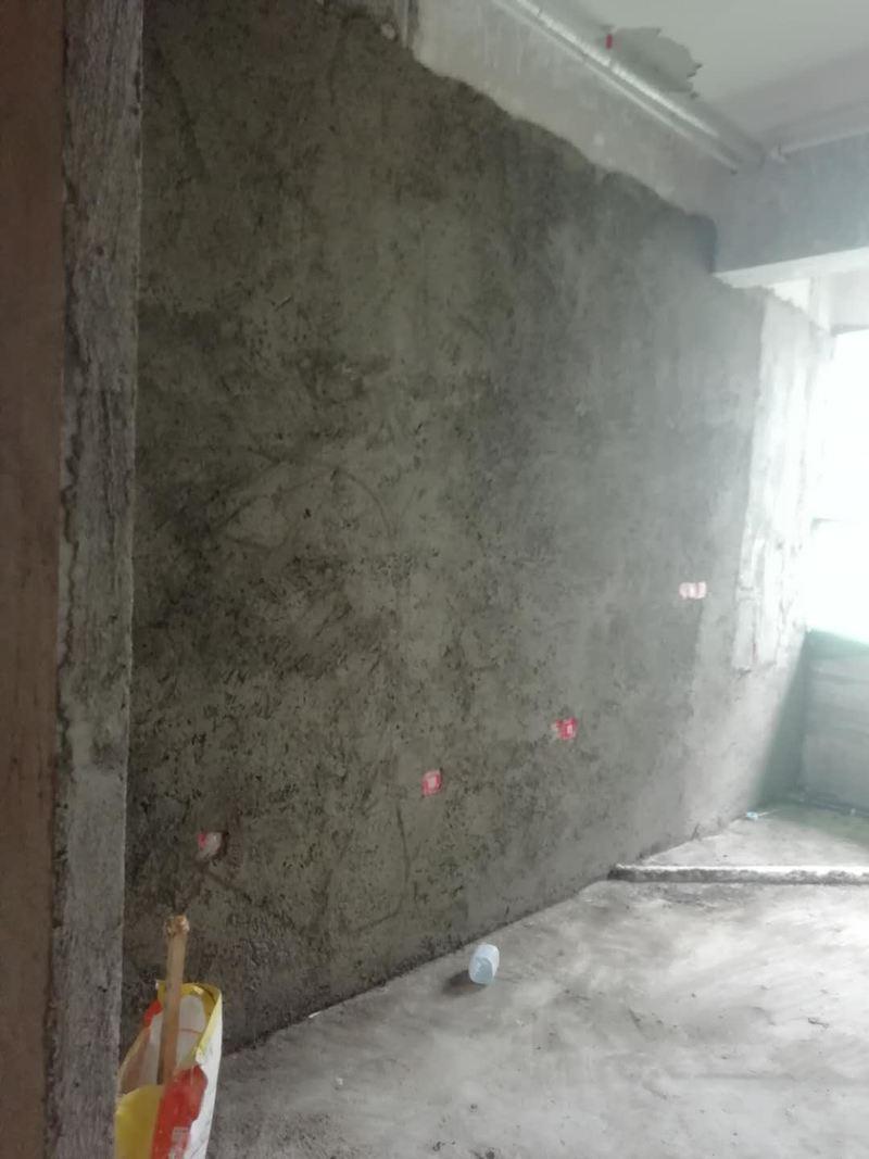 卫生间墙面找平