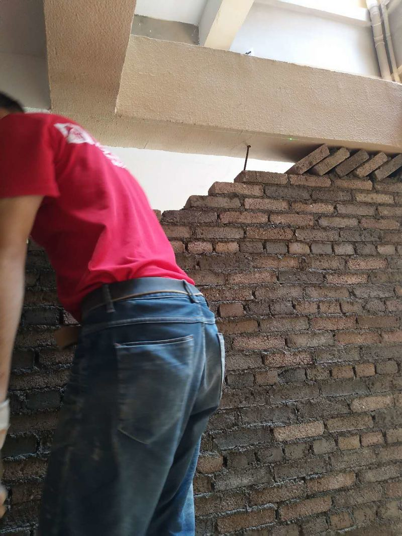 拆改、砌墙工艺施工