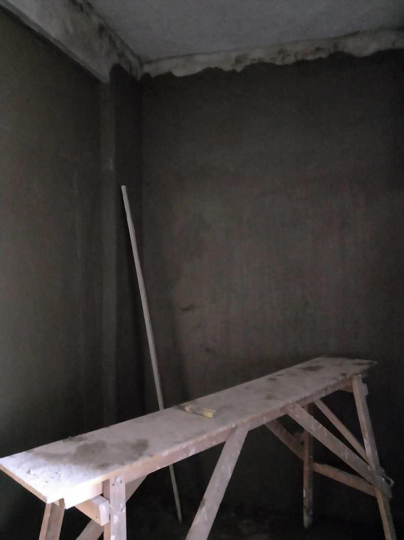 卫生间、厨房墙面找平