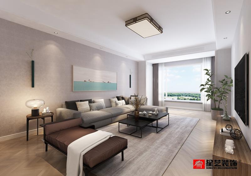 青云天下,美式,单身公寓,170.0㎡