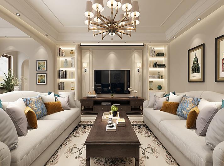 大连原创设计, 客厅设计