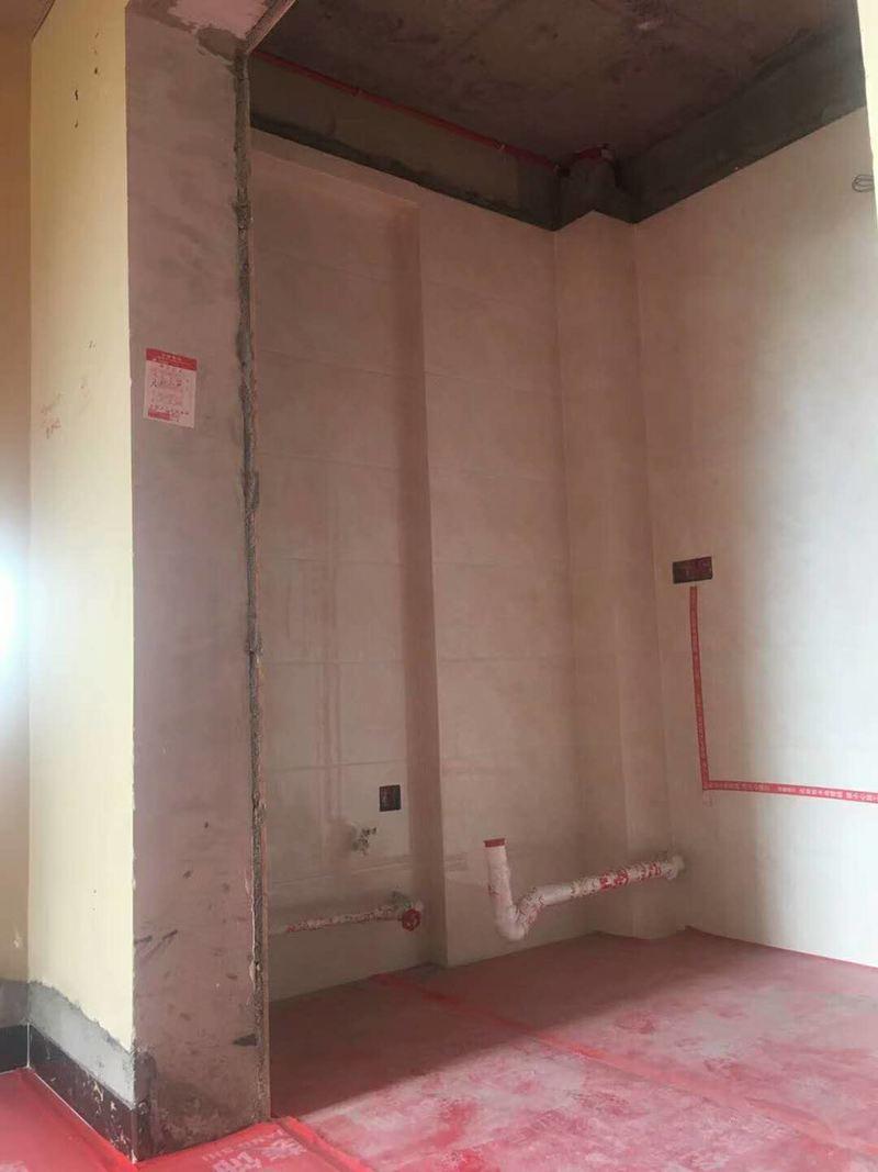 泥工墙砖保护