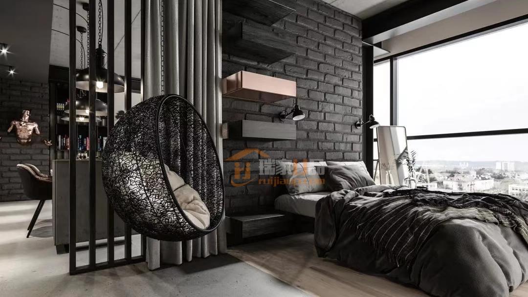 打造出时尚简欧,成熟稳重的家具,为都市青年营造出高品质的生活气息。