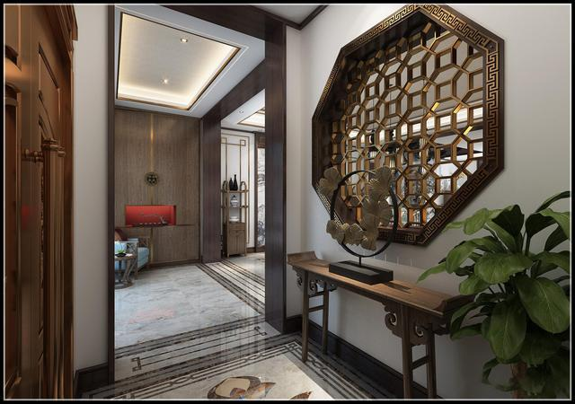 新中式风格设计案例