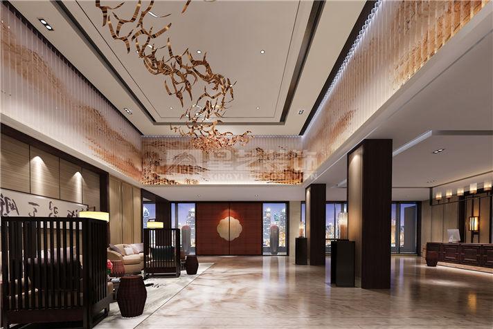 酒店装修设计