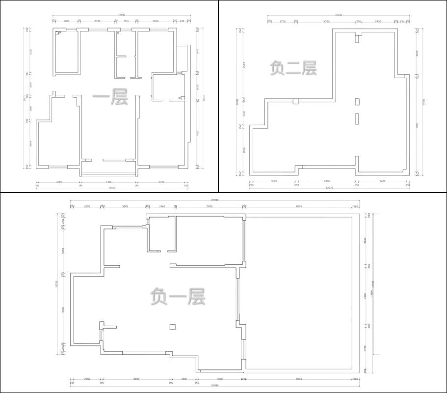 大连装修新希望璞石墅下跃户型装修设计解析