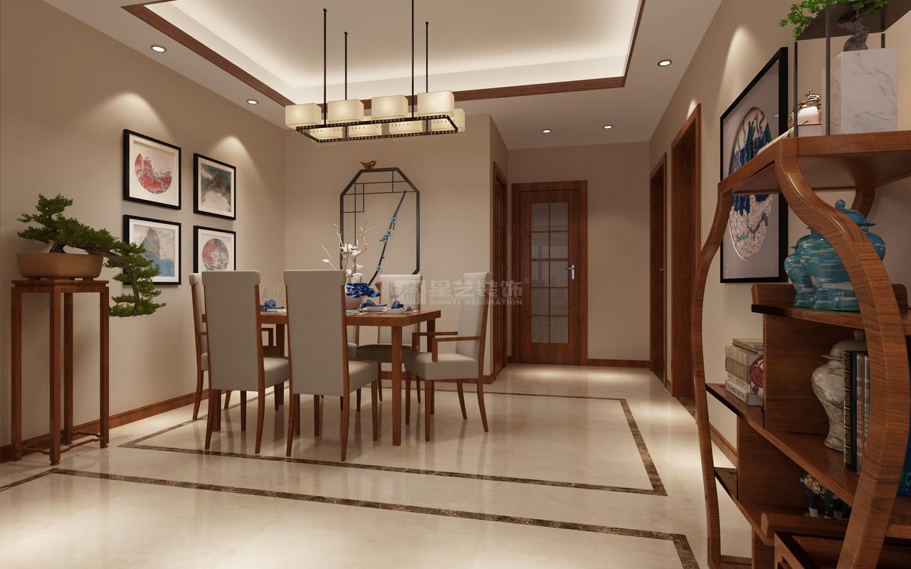 观山湖壹号中式,中式,单身公寓,150.0㎡