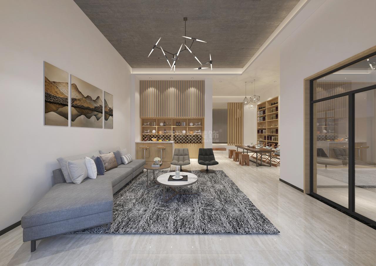 保利公园拉菲庄园E,新中式,一居室,0.0㎡