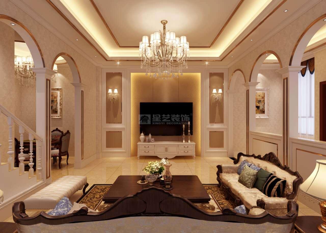 保利公园拉菲庄园D,地中海,一居室,0.0㎡