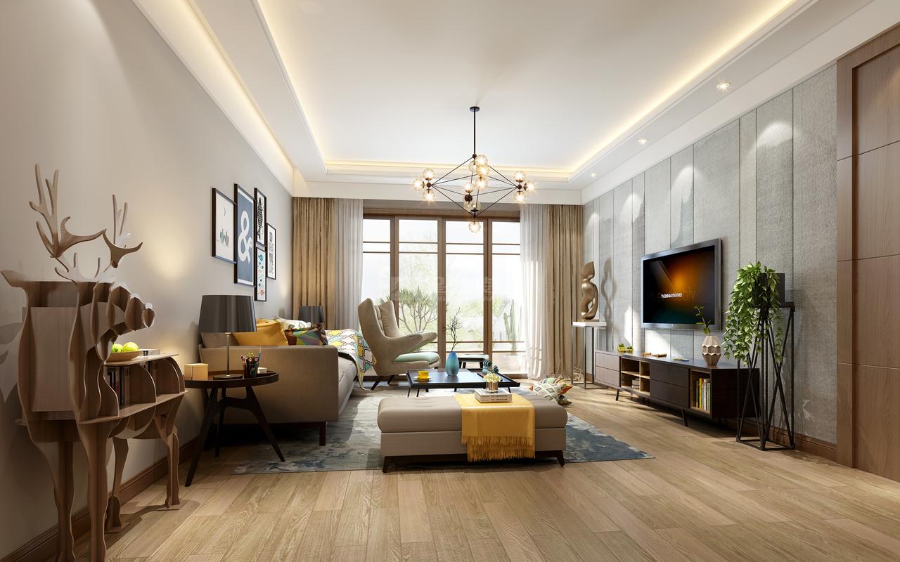 远大美域,韩式,单身公寓,160.0㎡