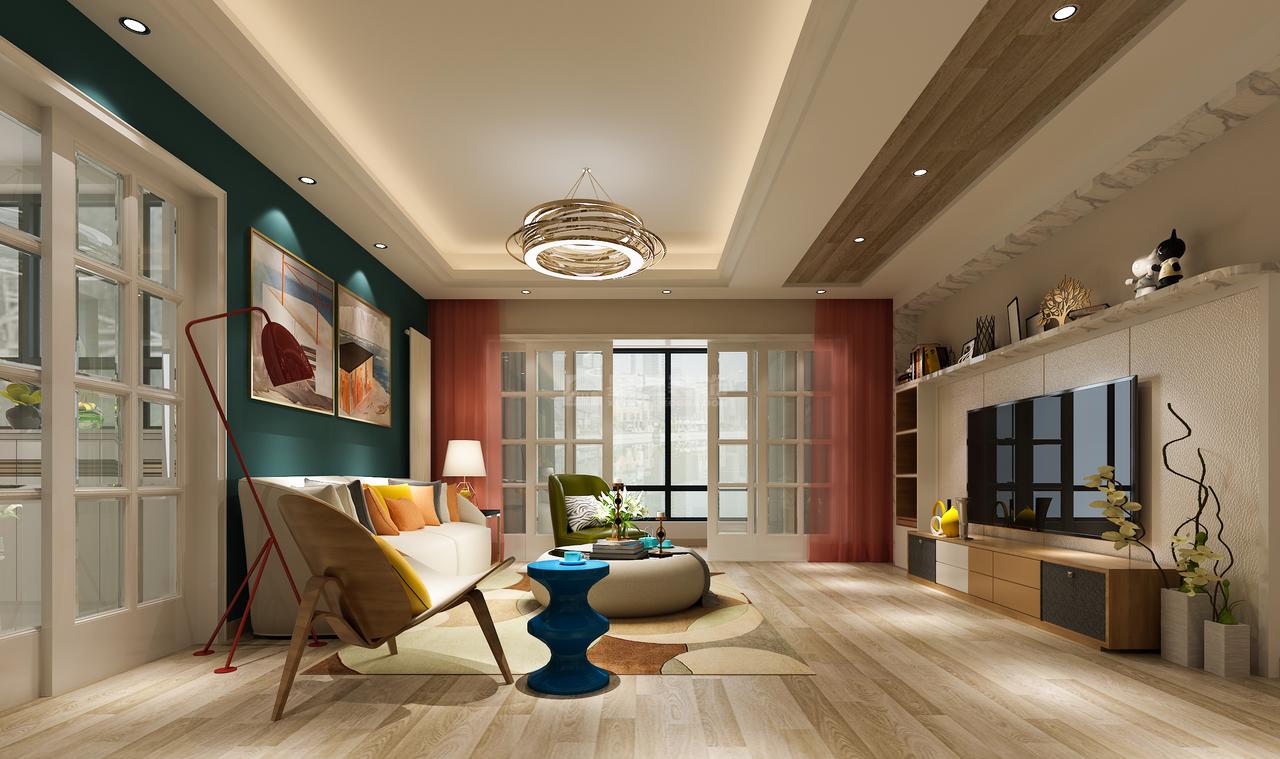 观山小区混搭,混搭,单身公寓,150.0㎡