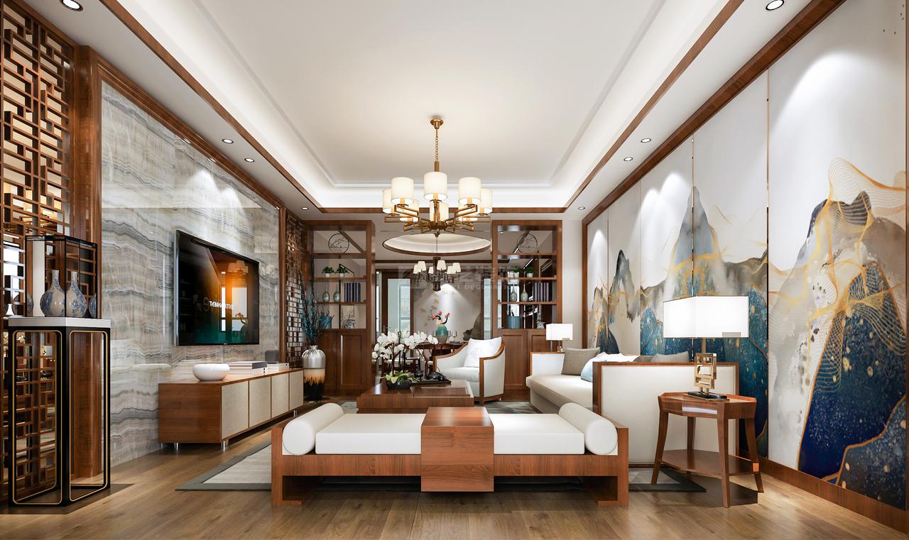 中天未来方舟现代,现代,单身公寓,140.0㎡