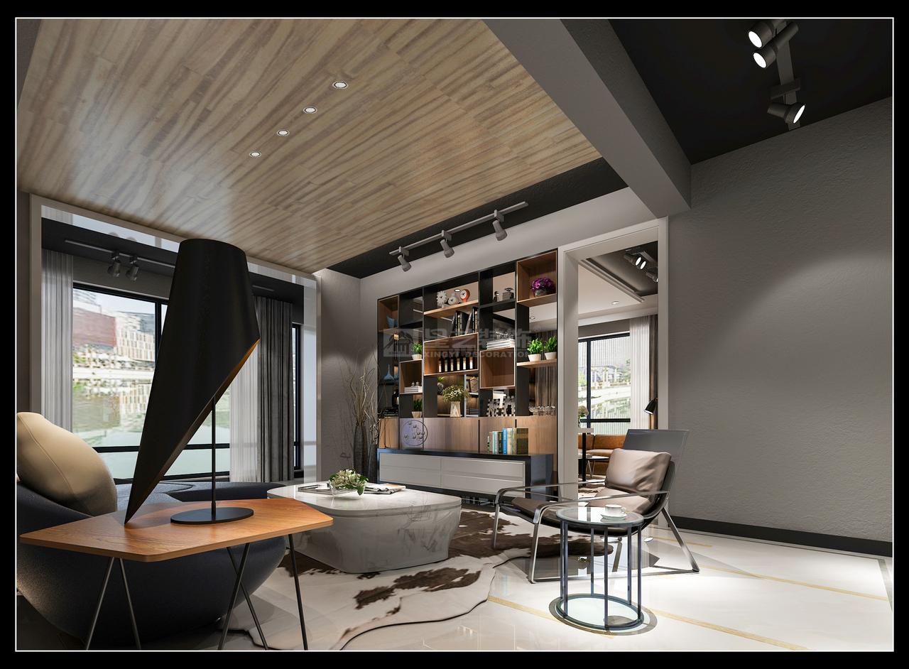 汇金国际现代,韩式,单身公寓,200.0㎡