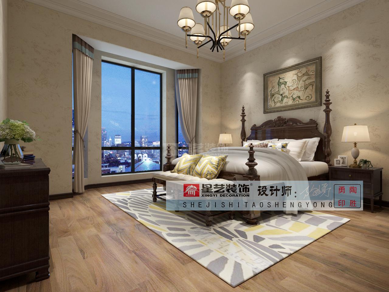 中天未来方舟EH,美式,单身公寓,0.0㎡