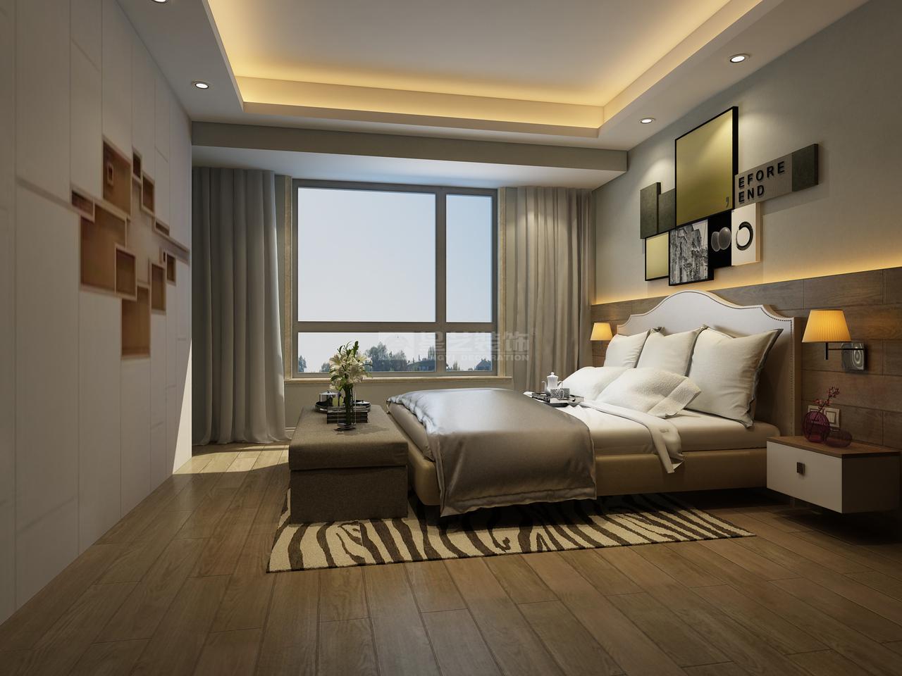 美的林城时代B,后现代,一居室,0.0㎡