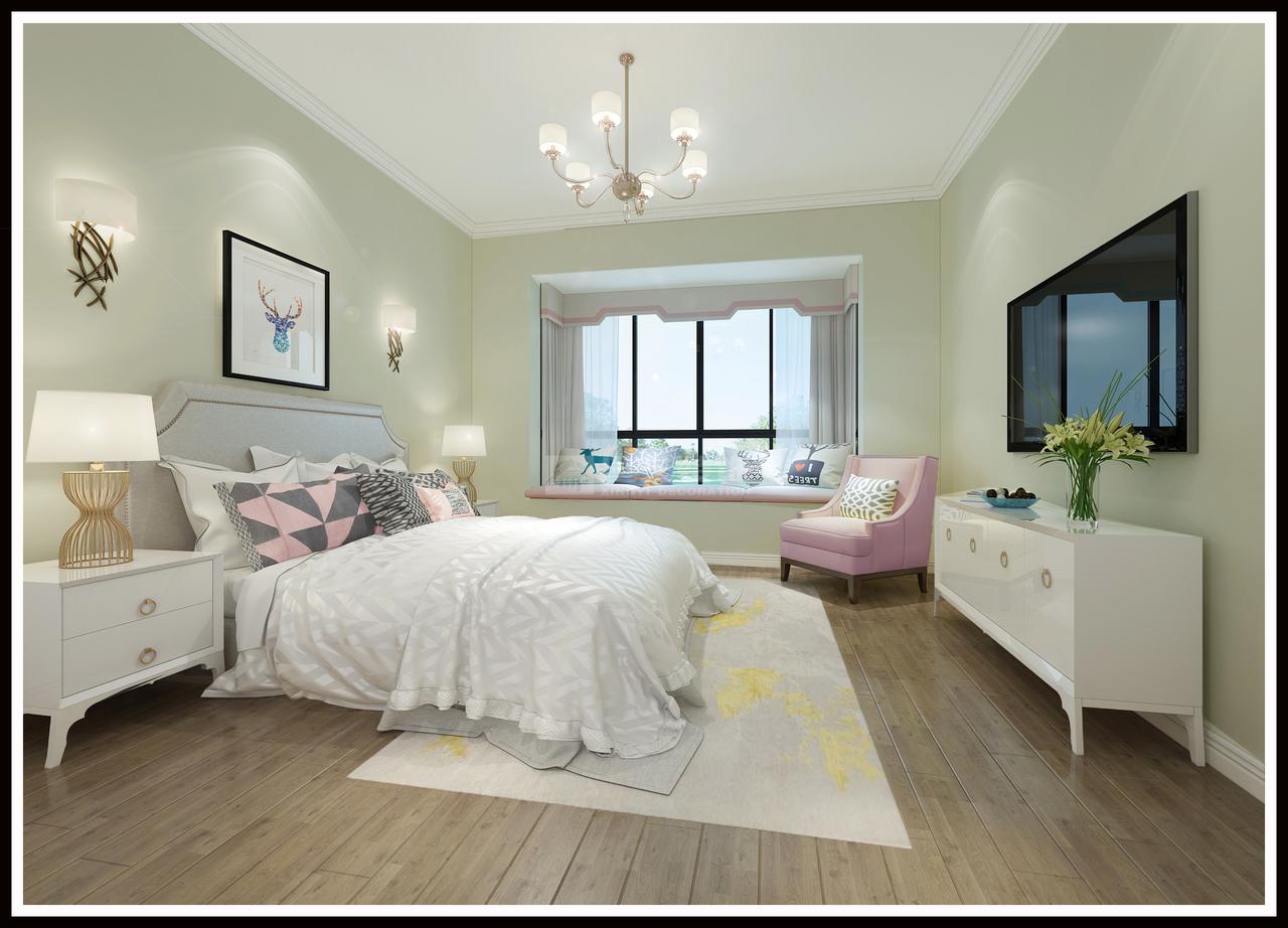 未来方舟E,田园,单身公寓,150.0㎡