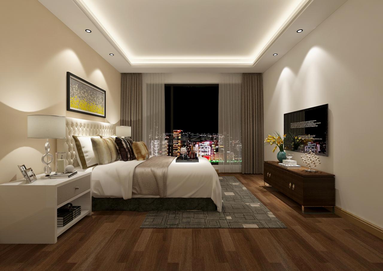 中天未来方舟鲜有璀璨奢华元素的北欧风装修效果图,北欧,别墅,500.0㎡