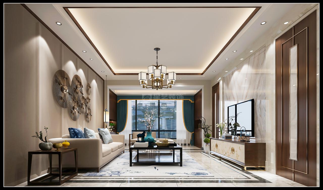 远大美域新中式,美式,单身公寓,200.0㎡