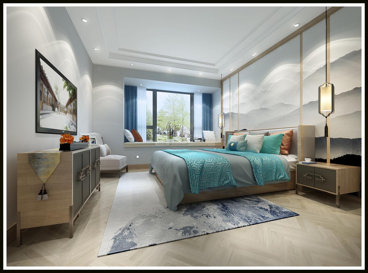中天未来方舟DA,田园,单身公寓,160.0㎡