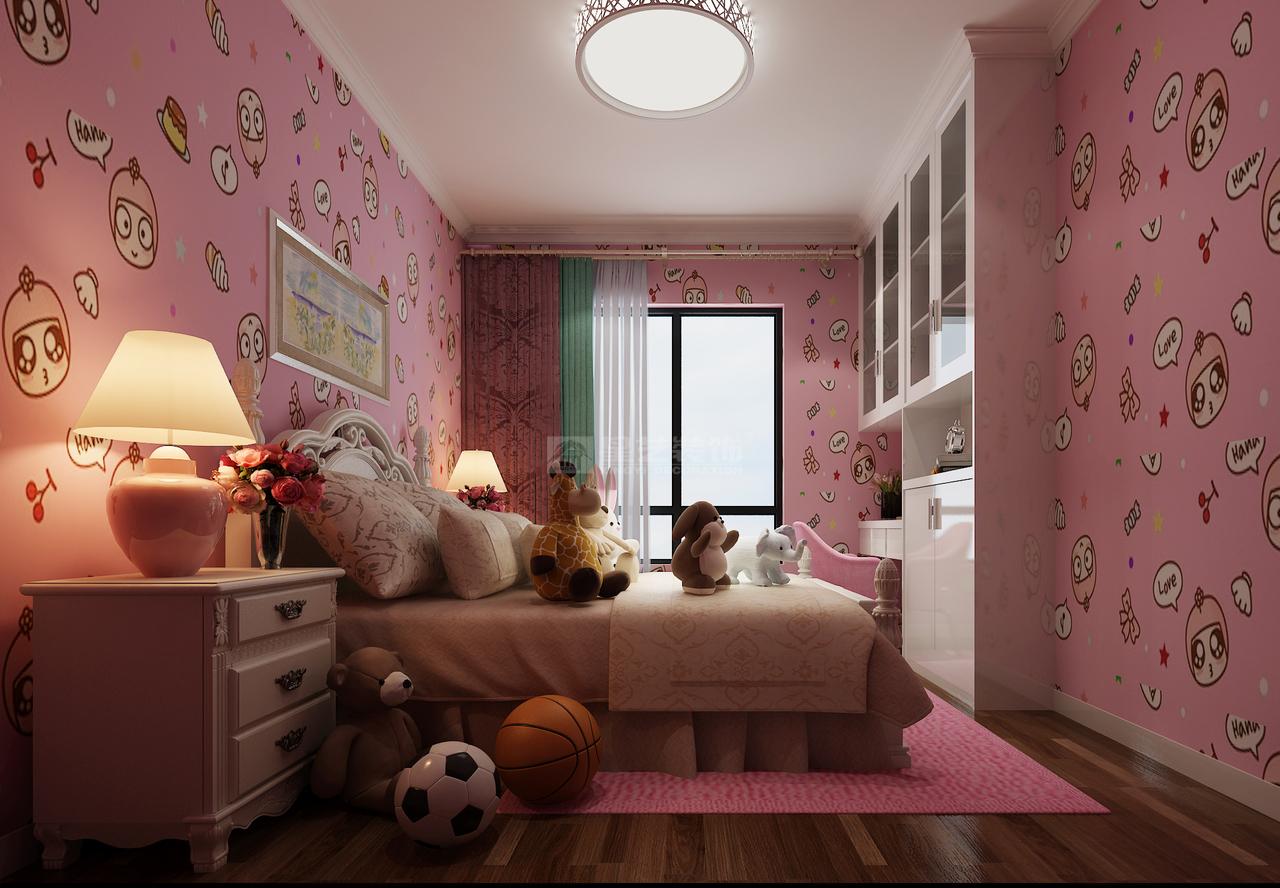 美的林城美桐苑简约,简约,三居室,150.0㎡