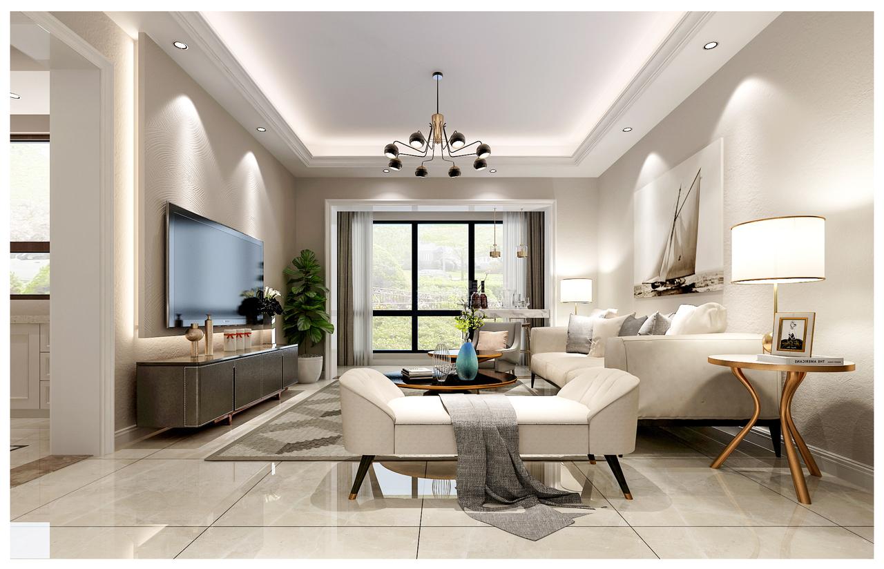 金融城A组团现代,现代,单身公寓,110.0㎡