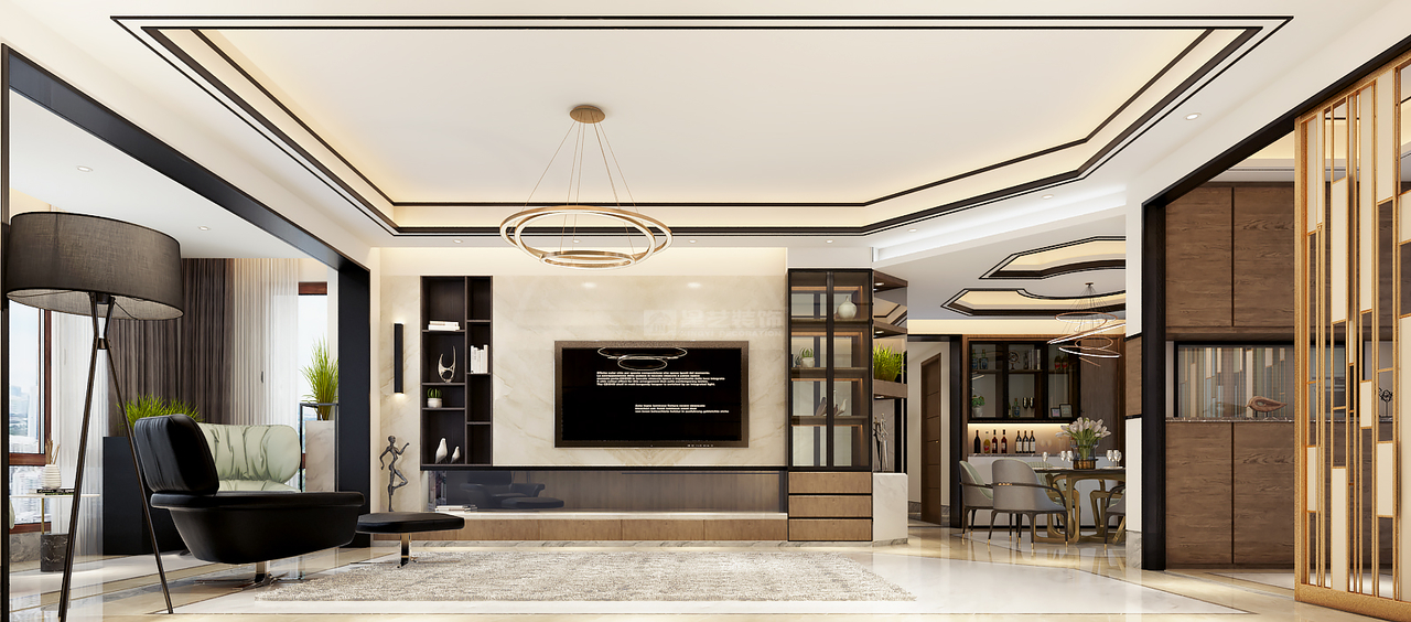 现代风格是现在人们装修房屋时经常选择的风格,现代风格很好的诠释了人们对于时尚和个性的追求,对生活空间的不断探索