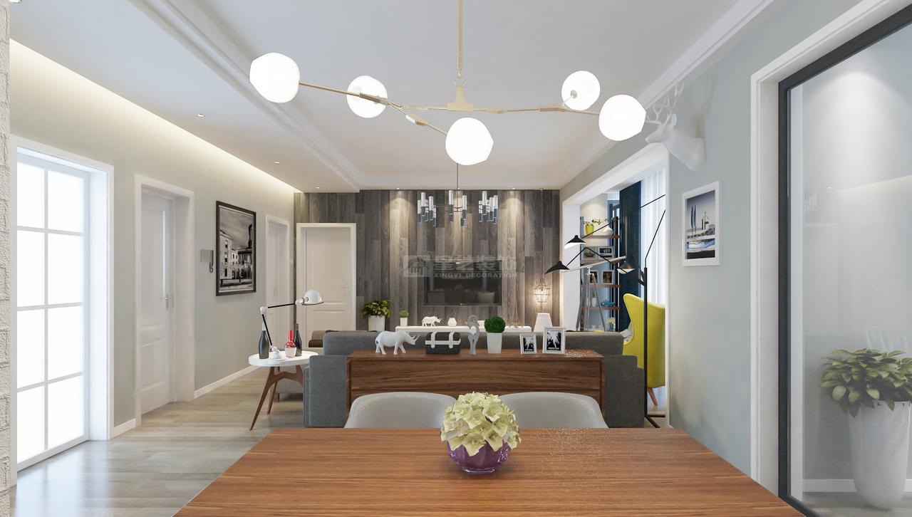 花果园S区栋单元简约,简约,单身公寓,106.0㎡