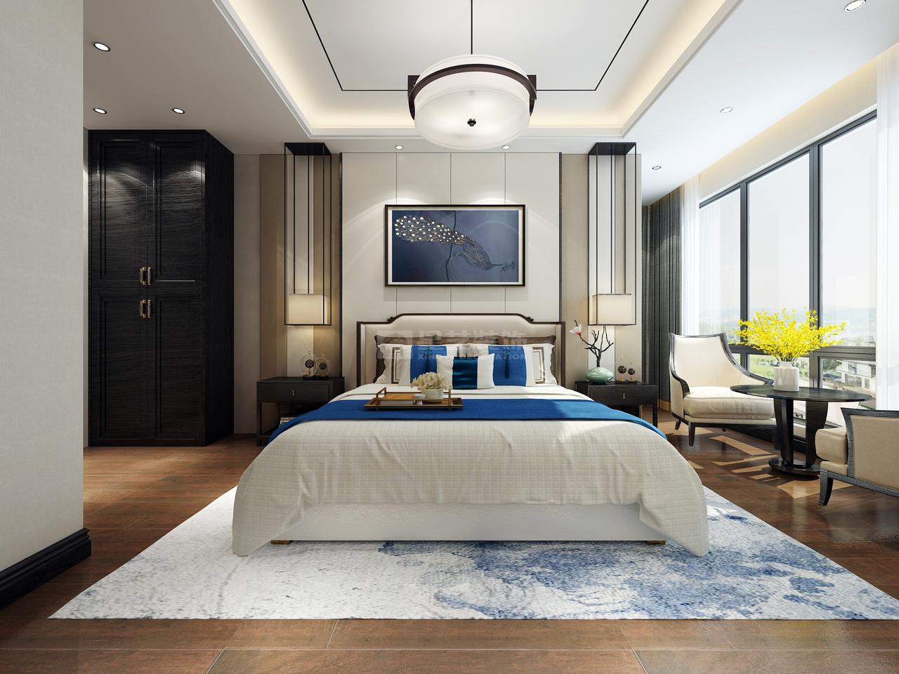 中天未来方舟G简约,简约,单身公寓,128.0㎡