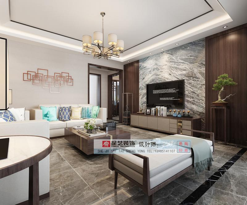 中天铭庭C现代,韩式,单身公寓,㎡