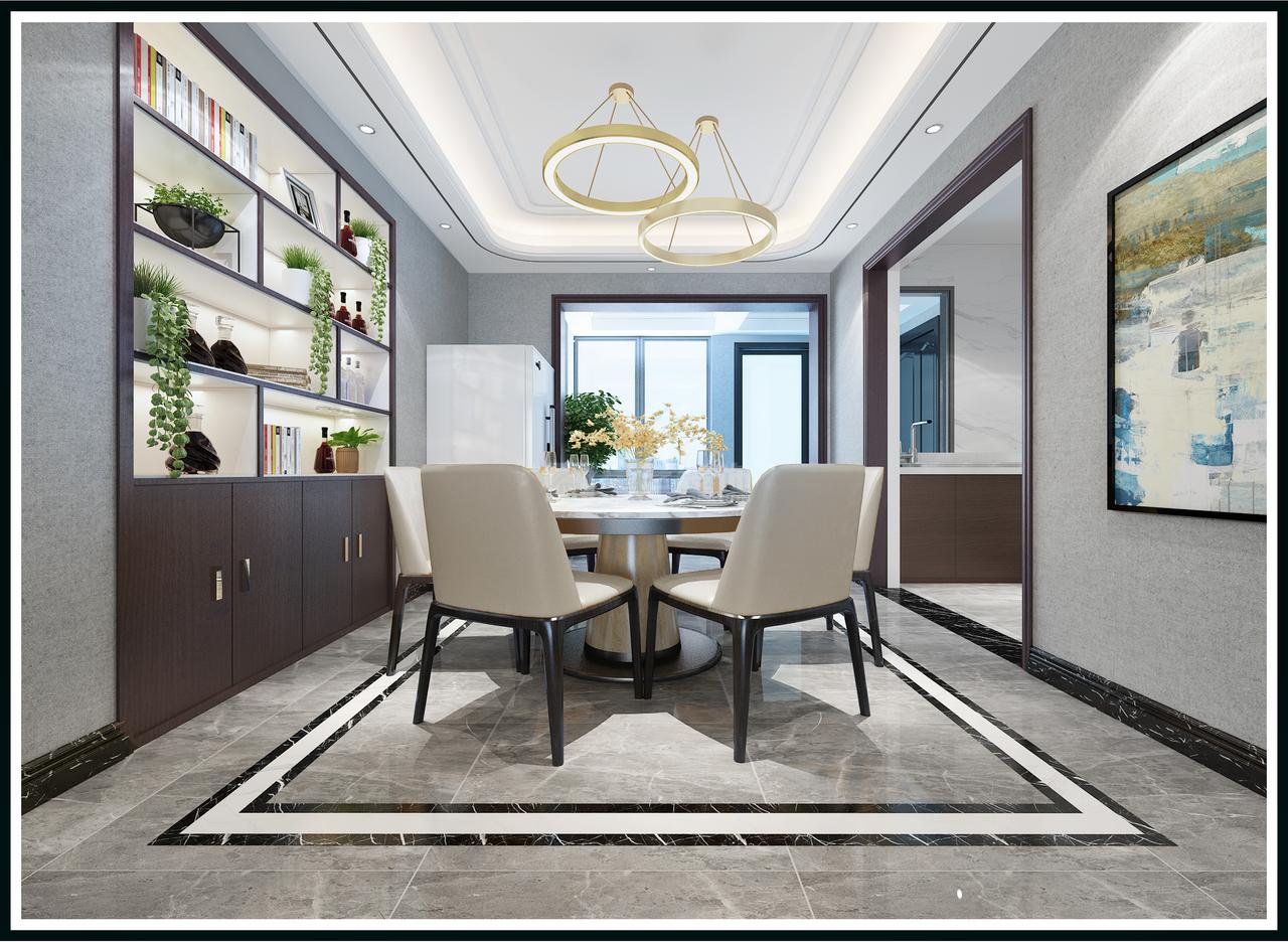 中天未来方舟G后现代,后现代,单身公寓,170.0㎡