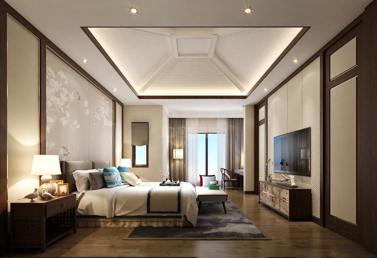 中铁生态城太阳谷五组团新中式,美式,一居室,660.0㎡