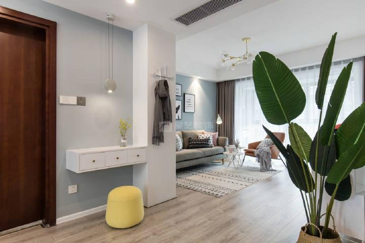 小石城北湖北欧,北欧,单身公寓,82.0㎡
