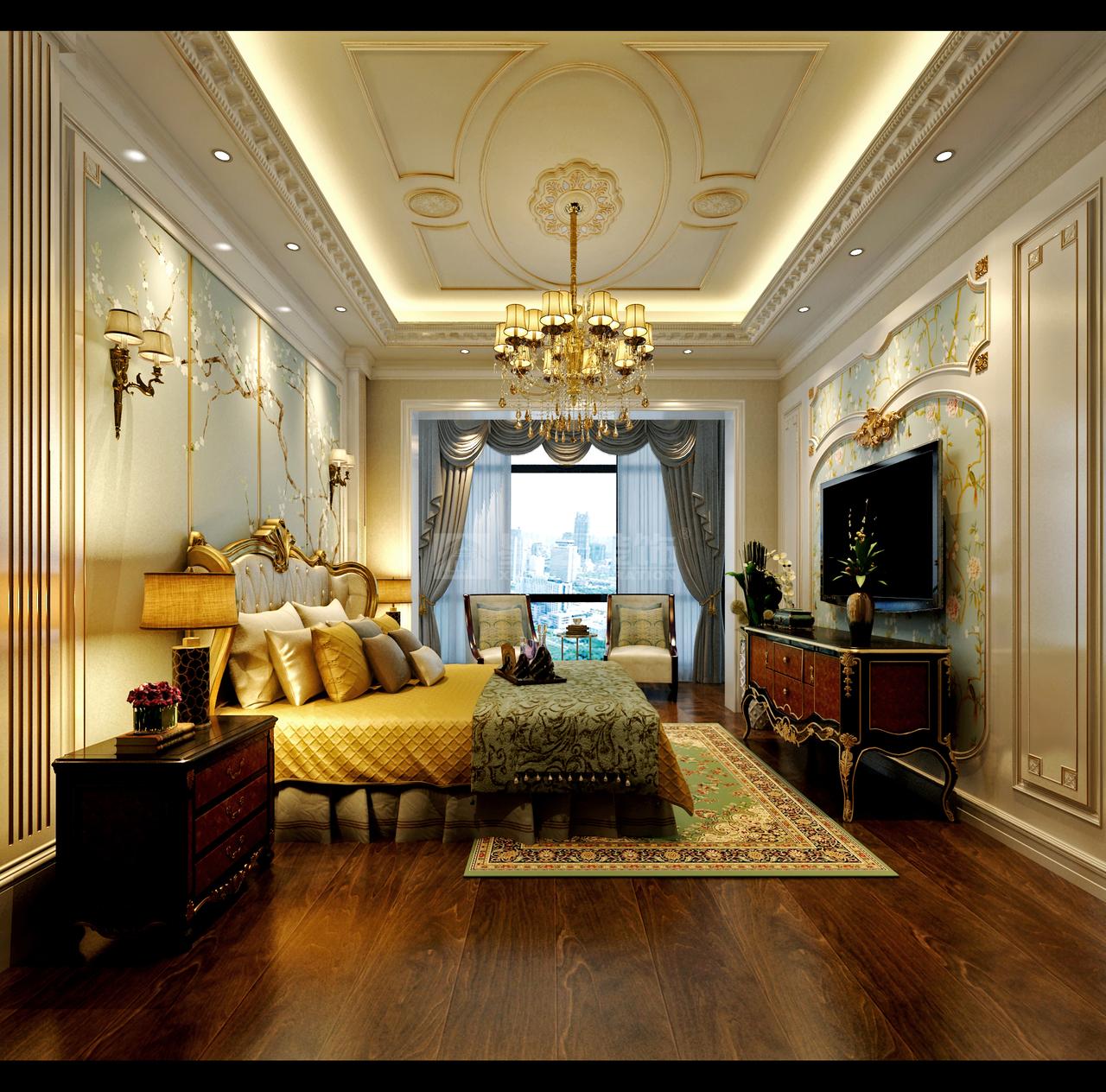 琉森堡欧式,欧式,一居室,529.0㎡