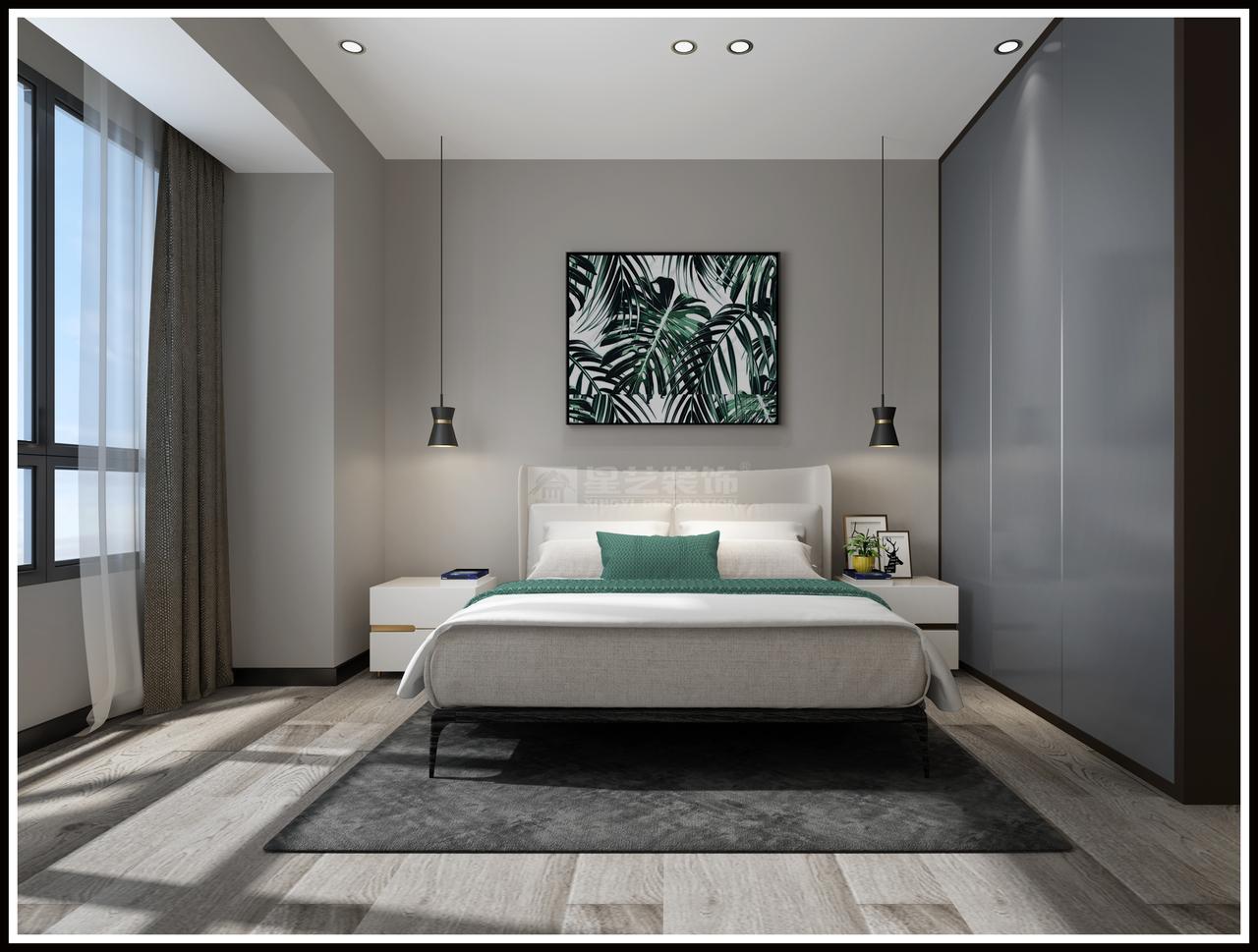 金融城A号现代,现代,单身公寓,110.0㎡