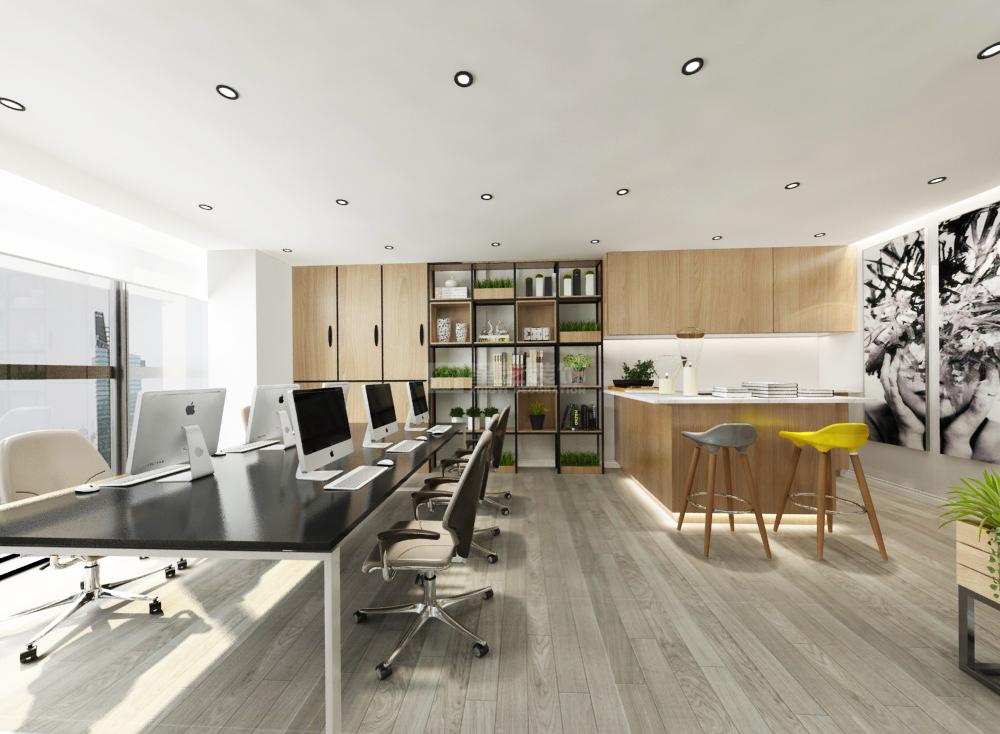 太极医药公司未来方舟D简约,简约,二居室,133.0㎡