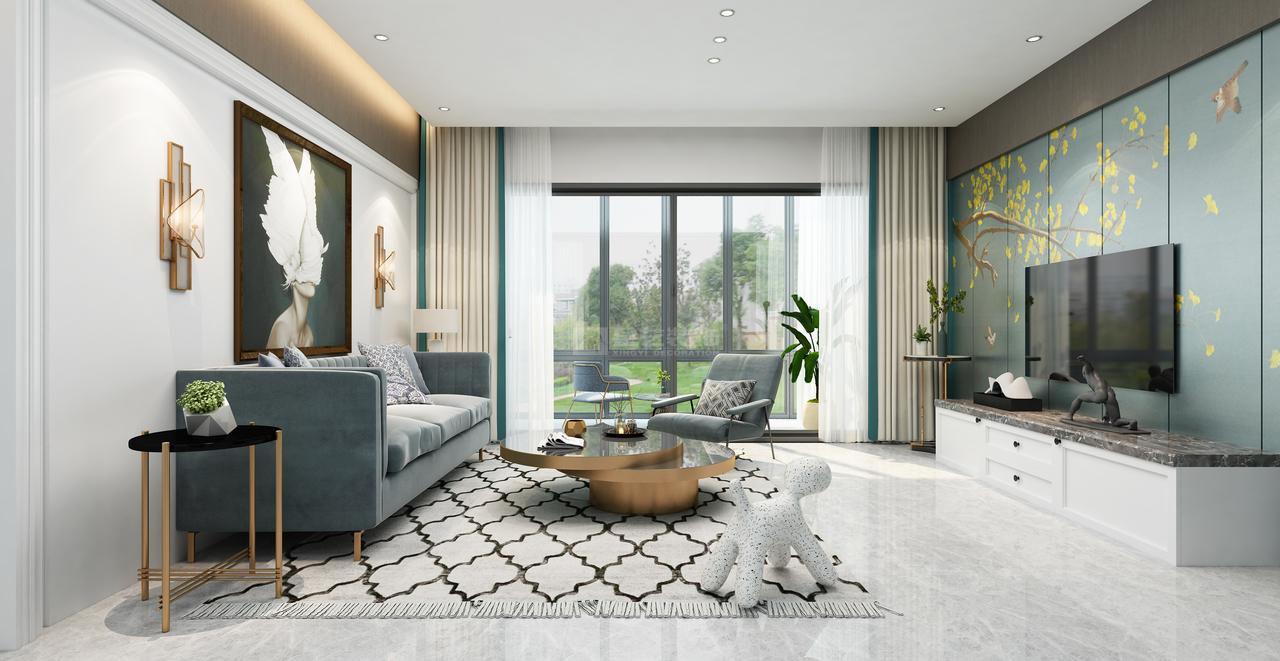 简单的生活来源于精致的搭配,对家现代家居空间来说,大家更倾向简单、舒适、温馨、雅致之感,现代简约风就满足了大多数业主对家居的追求。