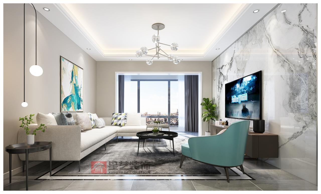 未来方舟C现代,现代,单身公寓,120.0㎡