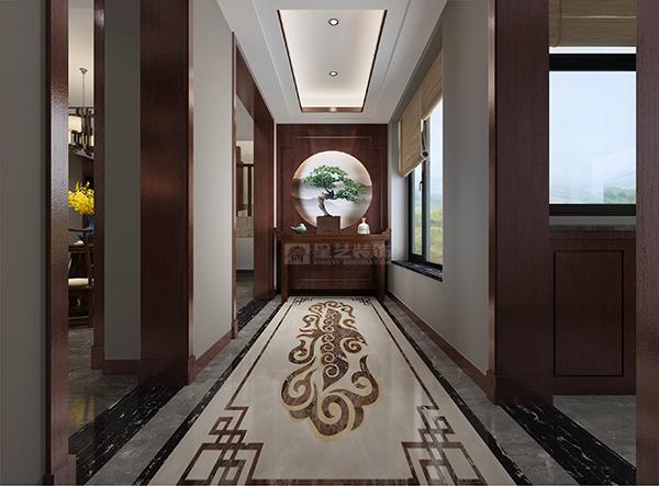 首开紫郡F中式,中式,单身公寓,220.0㎡